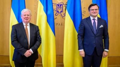 Кулеба прокоментував захоплення в заручники спостерігачів ОБСЄ на Донбасі