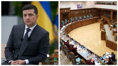 Зеленский рассказал, когда перезапустят Конституционный Суд