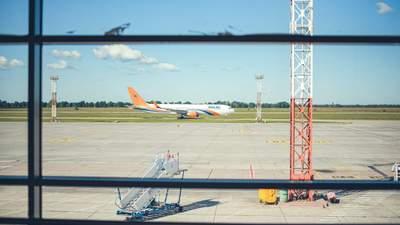 У Львові екстрено сів літак з Праги