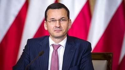 Ви ж будуєте Північний потік-2, – прем'єр Польщі звинуватив Німеччину в підвищенні цін на газ