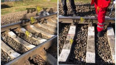 Йшла в навушниках: під Харковом потяг на смерть збив дівчину