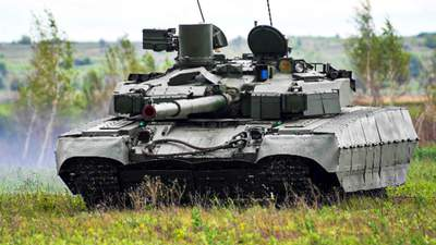 """Украина отправила американскому заказчику танк """"Оплот"""" за почти 7 миллионов долларов"""