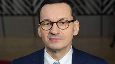 Устроенный Россией газовый кризис в Европе может углубить бедность, – премьер Польши