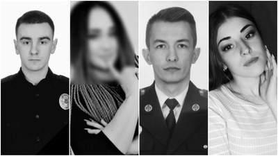 В трагическом ДТП на Закарпатье погибли пограничник, полицейский и 2 девушки: все, что известно