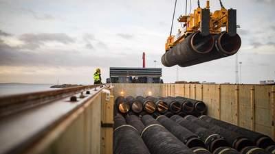 """Санкції за """"Північний потік-2"""": у Мінфіні США обіцяють покарати """"Газпром"""""""