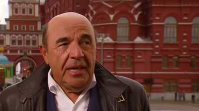 Рабінович прямо з Красної площі в Москві дав інтерв'ю пропагандистці Скабєєвій
