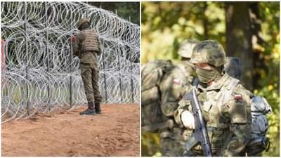 Польща майже вдвічі збільшила кількість військових на кордоні з Білоруссю