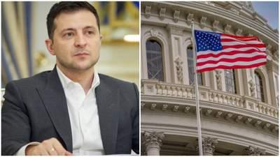 Зеленский назвал США главным партнером Украины в вопросе безопасности