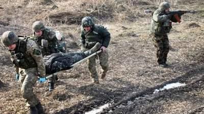 Оккупанты на Донбассе ранили украинского военного