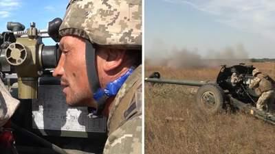 """ВСУ учились сдерживать танковый прорыв """"врага"""" вблизи Крыма: мощное видео"""