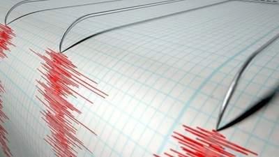 На Ивано-Франковщине снова произошло землетрясение