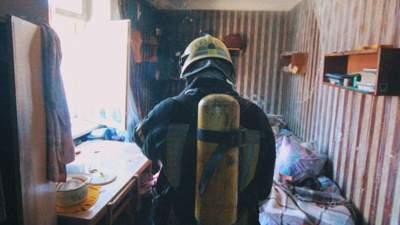 В Житомире горело студенческое общежитие: есть пострадавшие