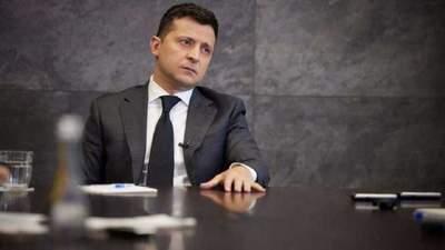 Я давлю уже на всех, – Зеленский отреагировал на обвинения журналистов