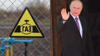 """Путин душит Европу """"угарным"""" газом"""