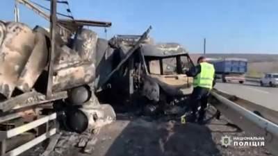 Масштабна ДТП на Одещині з загиблими: поліція затримала водія вантажівки