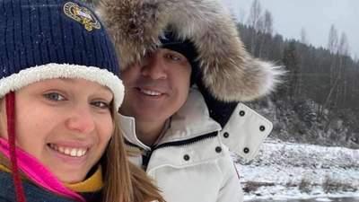 Возникла очень сильная связь, – Ясько впервые рассказала, как начались их отношения с Саакашвили
