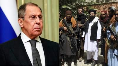 Уважаемая делегация, – Лавров тепло отозвался о принятых в Москве талибах