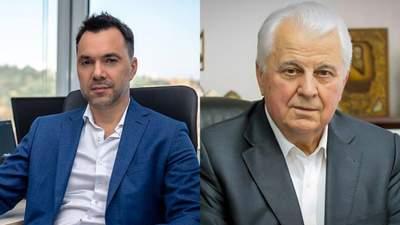 Думаю, що він одужає, – Арестович розповів про реабілітацію Леоніда Кравчука