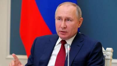 Не экологично: Путин придумал новый аргумент против транзита газа через Украину