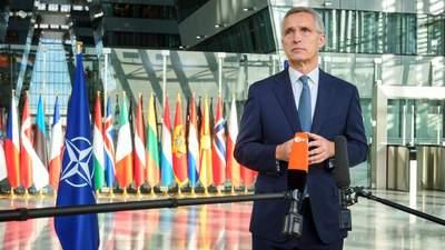 У НАТО міркують, як можна оперативно перекидати війська у регіон Чорного моря