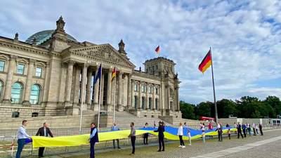 Війна холодом: Німеччина починає чути Україну