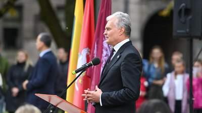 Должны послать сигнал, – президент Литвы выступил за интеграцию Украины в единый рынок ЕС