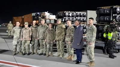 """""""Джавеліни"""" та боєприпаси """"калібру НАТО"""", – у Міноборони розповіли вміст нової допомоги США"""