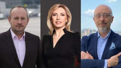 СМИ назвали фамилии 3 новых вероятных министров