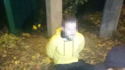 Напад на будинок Жовкви: підозрюваних взяли під варту