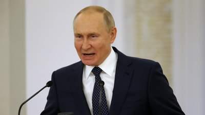 Блюзнірство, – у Міненерго відповіли Путіну на заяви про українську ГТС