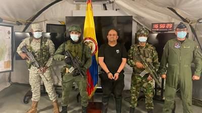 Второй после Эскобара: в Колумбии задержали самого разыскиваемого наркобарона в мире
