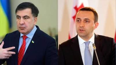 Адвокат Саакашвілі заявив про підготовку його ліквідації: прем'єр Грузії відповів