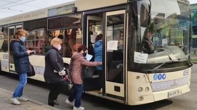 Сертифікат або проїзд: на Запоріжжі вводять нові правила перевезення