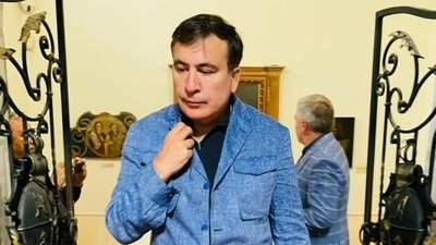 """""""Є ризики"""": омбудсмен Грузії радить перевести Саакашвілі з в'язниці в лікарню"""