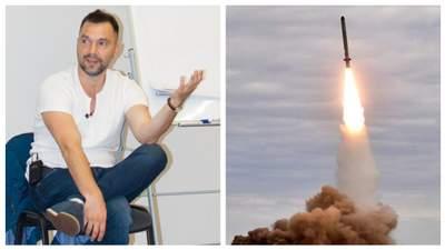 Він дограється, – Арестович пригрозив Путіну ракетами, які Україна націлить на Москву