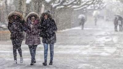 Когда в Украину придут сильные морозы: прогноз