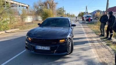 Елітна іномарка збила 10-річного хлопчика на Одещині: помер до приїзду швидкої