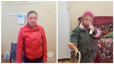 Пьяная мать била маленькую дочь на площадке в Черкассах: ее задержала полиция