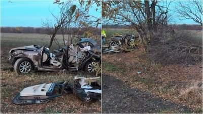 На скорости 140 километров в час: погибшие в ДТП на Херсонщине подростки снимали гонки