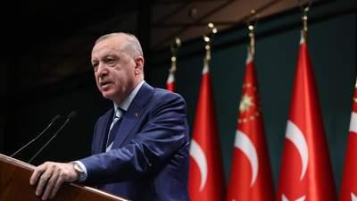 Пригрозив, а потім передумав: Ердоган шантажує Захід