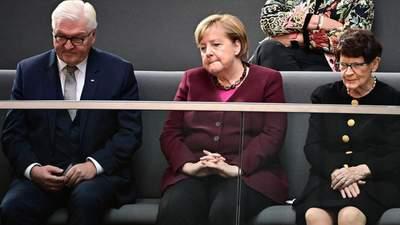 В Ангели Меркель закінчились повноваження канцлерки Німеччини