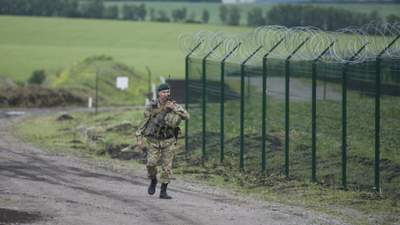 """Проект """"Стена"""" на границе с Россией заканчивается: потратили вдвое меньше, чем планировали"""