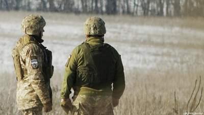 Боевики убили украинского военного, его побратим – ранен