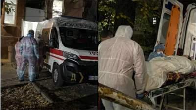 В Одессе в одной из больниц закончился кислород, проводят эвакуацию COVID-пациентов