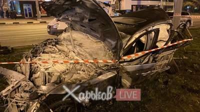 """Часто """"летал"""" и посылал полицию: смертельное ДТП в Харькове мог совершить юный мажор"""