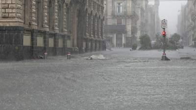 В Италии после шторма свирепствует сильное наводнение: есть погибшие