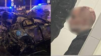 Смертельное ДТП в Харькове: каково состояние пострадавших пассажиров Infiniti