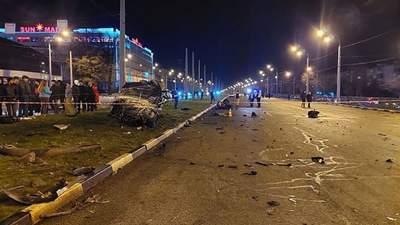 Когда водителю Infiniti выберут меру пресечения: в полиции рассказали о деталях ДТП в Харькове