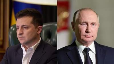 Територіальні претензії, – у Путіна цинічно відреагували на заяву Зеленського про Крим
