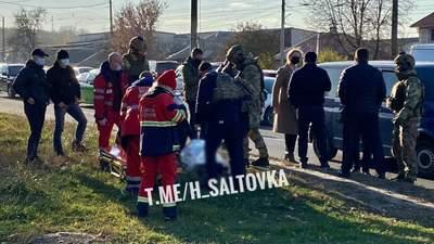 Рядом лежало тело: в Харькове СБУ жестко задержала банду
